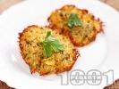 Рецепта Картофени рьощи на фурна (гарнитура за месо и риба)